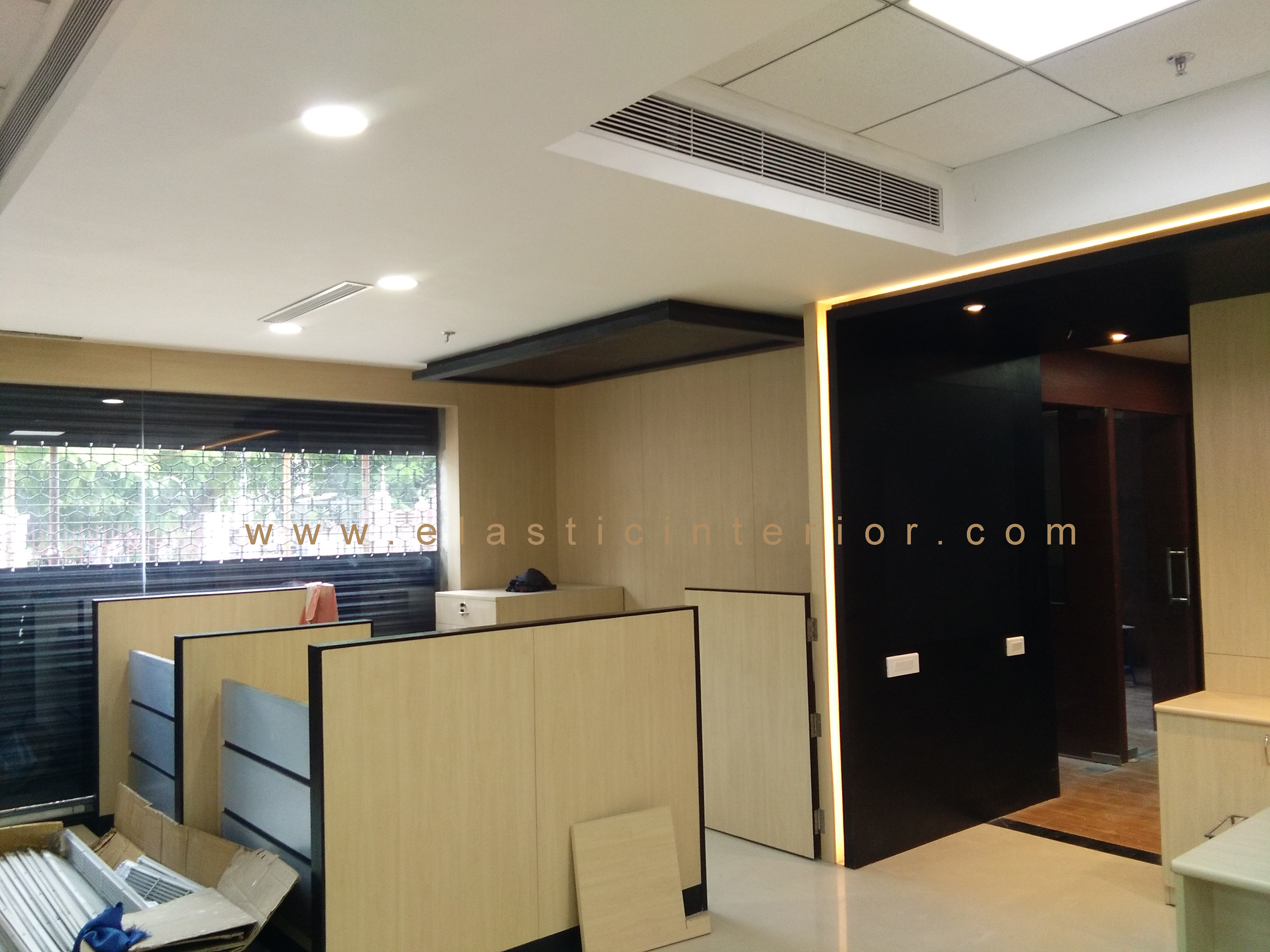 office interior project - 2